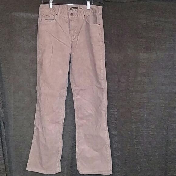 022b662a Eddie Bauer Pants - Nwot* Ladies Eddie Bauer bootcut corduroy pants ni